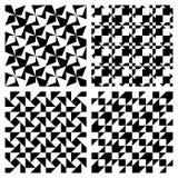 Testes padrões abstratos complexos Foto de Stock Royalty Free