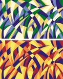 Testes padrões afiados Imagem de Stock Royalty Free
