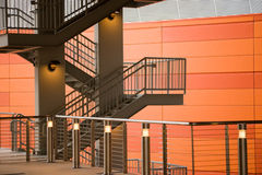 Testes padrões arquitectónicos Fotografia de Stock Royalty Free