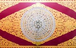Testes padrões bonitos da arte do telhado Fotos de Stock Royalty Free