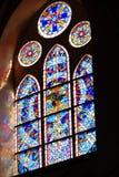 Testes padrões bonitos do vidro Foto de Stock