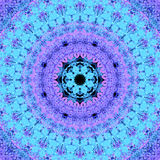 Testes padrões calidoscópicos Foto de Stock Royalty Free