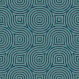 Testes padrões cerâmicos coloridos Fotografia de Stock Royalty Free