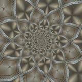 Testes padrões circulares abstratos Imagem de Stock Royalty Free