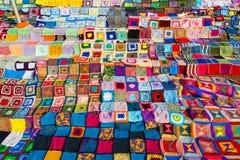 Testes padrões coloridos Imagem de Stock Royalty Free