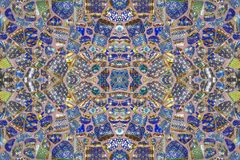 Testes padrões coloridos dos azulejos Foto de Stock Royalty Free