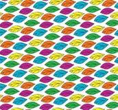 Testes padrões da lâmina Foto de Stock Royalty Free