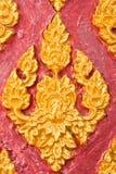 Testes padrões da parede da igreja. Imagens de Stock