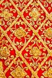 Testes padrões da parede da igreja. Foto de Stock