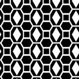 Testes padrões da tela Foto de Stock
