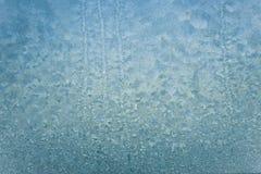 Testes padrões de Frost e de gelo foto de stock