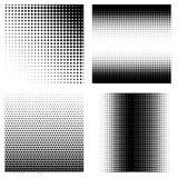 Testes padrões de intervalo mínimo Imagem de Stock