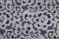 Testes padrões de matéria têxtil Foto de Stock