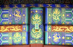 Testes padrões decorativos Foto de Stock Royalty Free