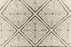 Testes padrões decorativos nacionais Foto de Stock Royalty Free