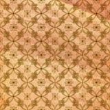 Testes padrões decorativos velhos do fundo da telha do arenito Fotos de Stock
