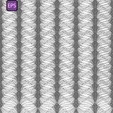 Testes padrões diferentes retros do vetor A textura pode ser Foto de Stock Royalty Free
