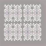 Testes padrões do damasco do vintage Imagem de Stock Royalty Free