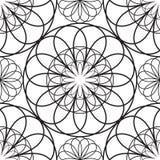 Testes padrões do estêncil Imagem de Stock Royalty Free