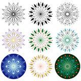 Testes padrões do feriado Fotografia de Stock Royalty Free