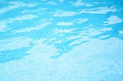 Testes padrões do movimento da água Fotografia de Stock