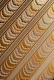 Testes padrões do ouro Imagens de Stock Royalty Free