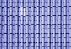 Testes padrões do telhado fotografia de stock royalty free
