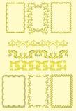 Testes padrões e estruturas sem emenda Fotos de Stock Royalty Free