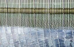 Testes padrões e luz abstratos Fotos de Stock