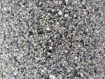 Testes padrões e texturas com muitas pedras cinzentas pequenas fotos de stock