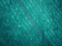 Testes padrões e texturas da lona verde imagem de stock