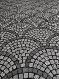 Testes padrões feitos da pedra Fotos de Stock