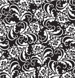 Testes padrões florais do vetor ilustração do vetor
