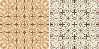 Testes padrões florais sem emenda da mola Imagem de Stock Royalty Free