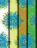Testes padrões geométricos coloridos Fotos de Stock