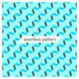 Testes padrões geométricos sem emenda do vetor Forma abstrata texture_4 Fotos de Stock Royalty Free