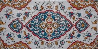 Testes padrões na antiguidade das telhas Foto de Stock Royalty Free