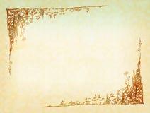 Testes padrões no fundo da textura ilustração stock