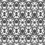 Testes padrões pretos Imagem de Stock Royalty Free