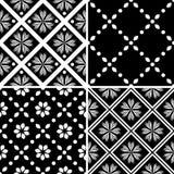 Testes padrões sem emenda Imagens de Stock