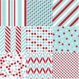 Testes padrões sem emenda com textura da tela Imagem de Stock Royalty Free