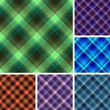 Testes padrões sem emenda da manta Foto de Stock Royalty Free