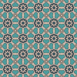 Testes padrões sem emenda do vetor universal, telhando Ornamento geométricos Imagens de Stock Royalty Free