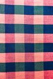 Testes padrões tecidos algodão fotografia de stock