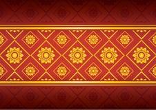 Testes padrões Thai-2 Imagens de Stock Royalty Free