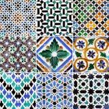 Testes padrões tradicionais Foto de Stock