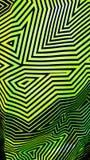 Testes padrões verdes Imagens de Stock