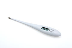 Testimonianze di temperatura elevata. Fotografie Stock
