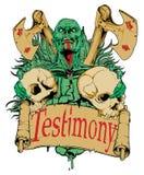 Testimony Royalty Free Stock Photos