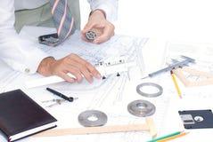 Testing Tools Stock Photo